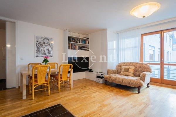 Prodej bytu 3+kk/T/B/PS, 101 m2, Praha 4 - Nusle