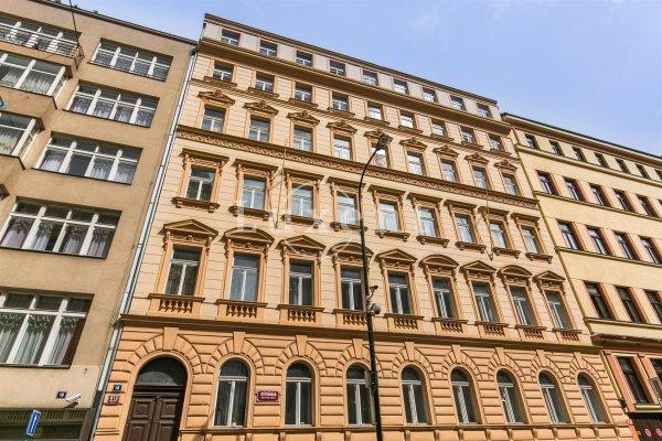 Pronájem bytu 1+1, 34 m2, Praha 1 – Nové Město
